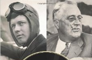 Image result for charles lindbergh FDR