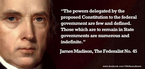 james madison definition